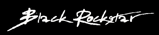 Black Rockstar Logo